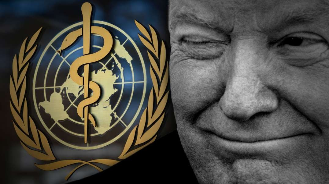 President Trump Cuts Funding From WHO After Failed Coronavirus Response