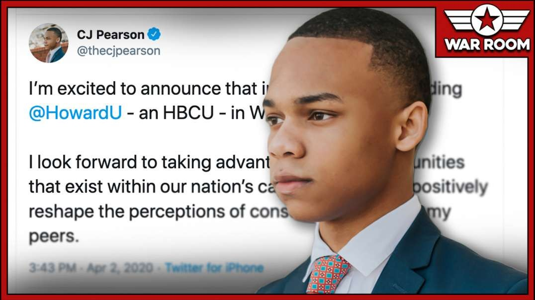 CJ Pearson Responds To The Hate He Received For Being Accepted At Harvard
