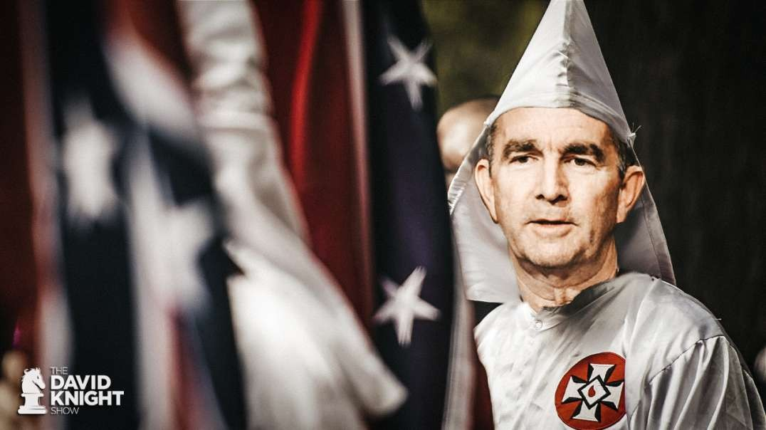 Anti-Mask Laws Against KKK Being Ignored: Will Northam Be Able to Wear His Hood in Public Again?