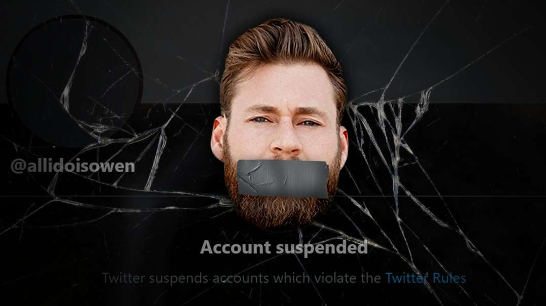 Owen Shroyer Banned From Twitter, No Reasoning Given