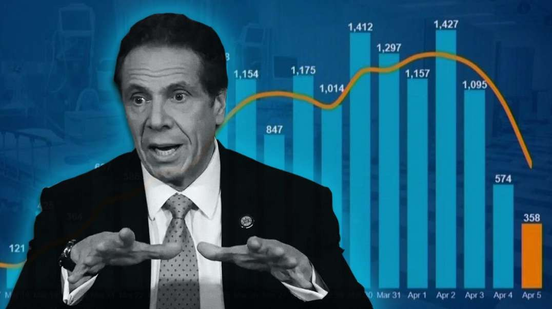 Real Numbers Show Coronavirus Has Peaked In US, Cuomo Admits