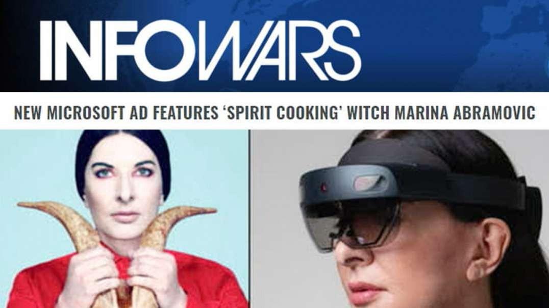 World Shocked By Microsoft Ad Praising Satanism