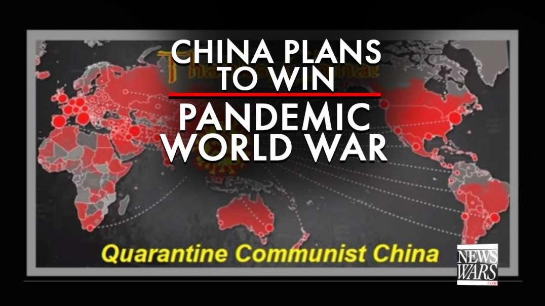 Matt Bracken: China Plans To Win The Pandemic World War