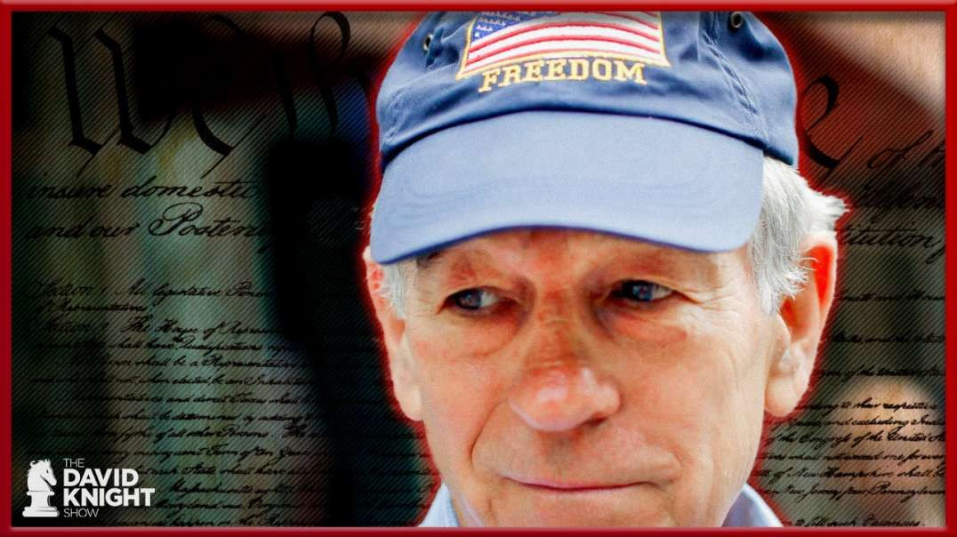 Ron Paul: Constitution Created at a Time of Crisis