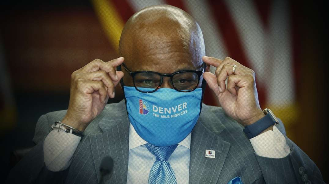Denver Mayor Says $1000 Fines For Not Wearing A Mask In Public