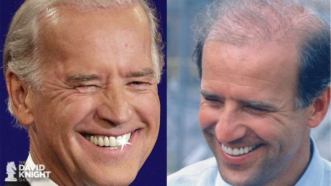 Biden: Bald-Faced Lying Basment Dweller