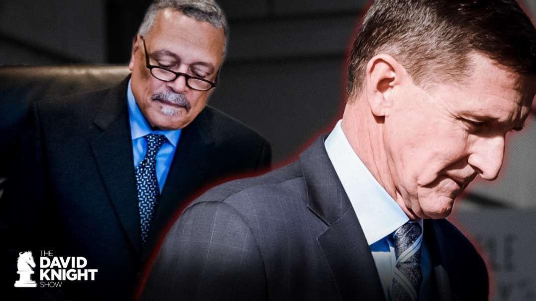 Judge Sullivan Makes Unprecedented Move In Attempt To Convict Gen. Flynn