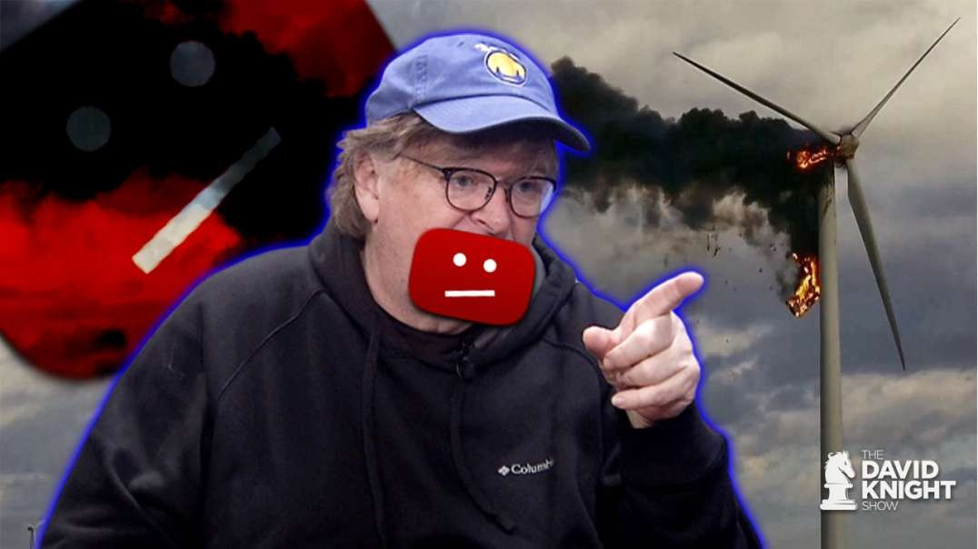 Liberal Trolls (and YouTube) Censor Liberal Troll Michael Moore