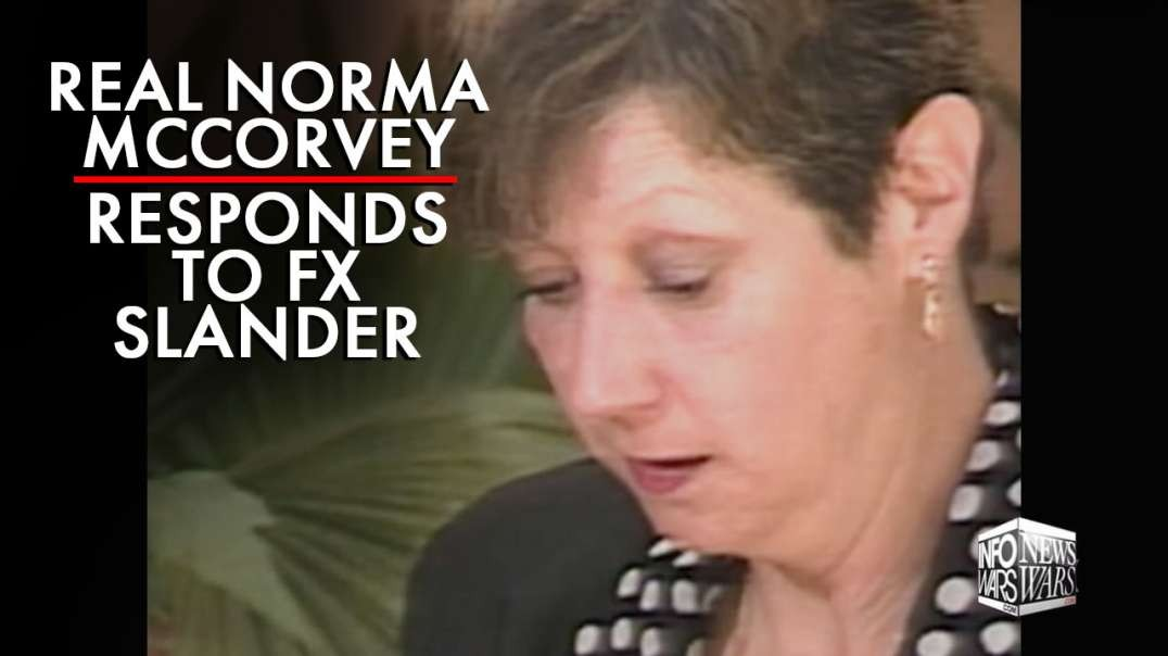 The Real Norma McCorvey Responds to FX Slander