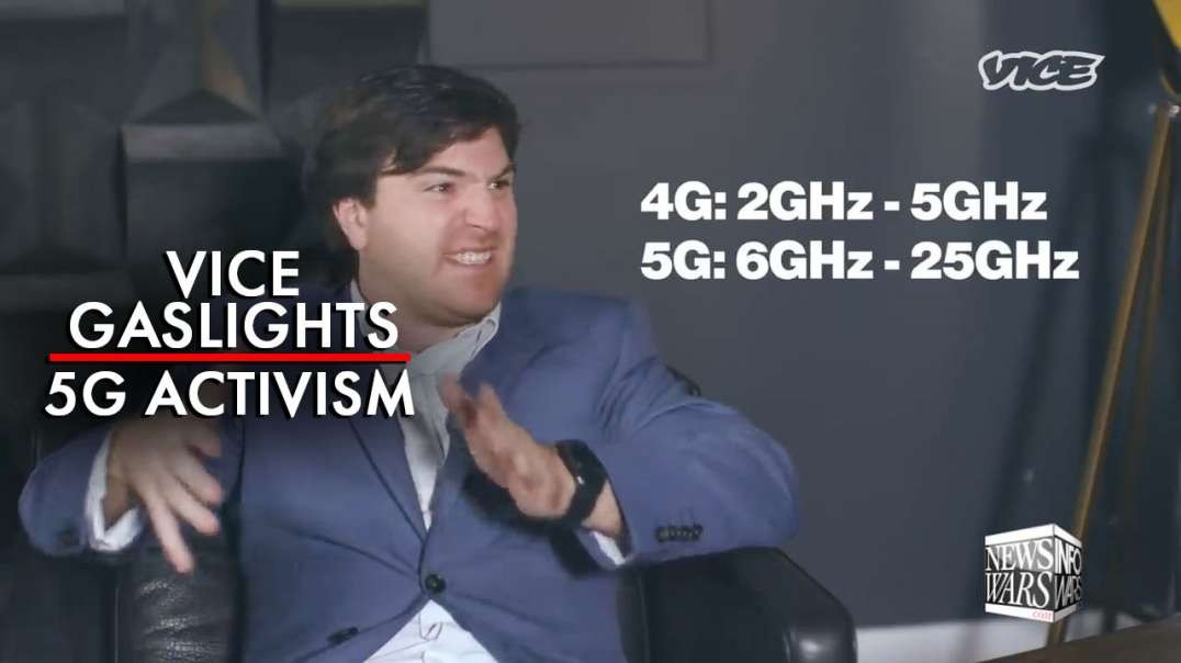 Vice News Tries To Gaslight 5G Activism