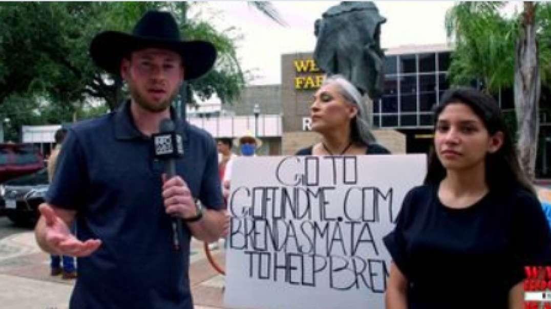 Laredo Cops Setup And Arrest 20 Year Old Brenda Mata