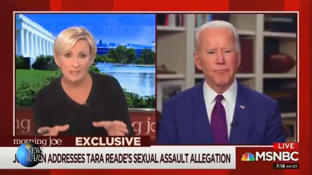 Biden Vs Kavanaugh: Accusations Compared