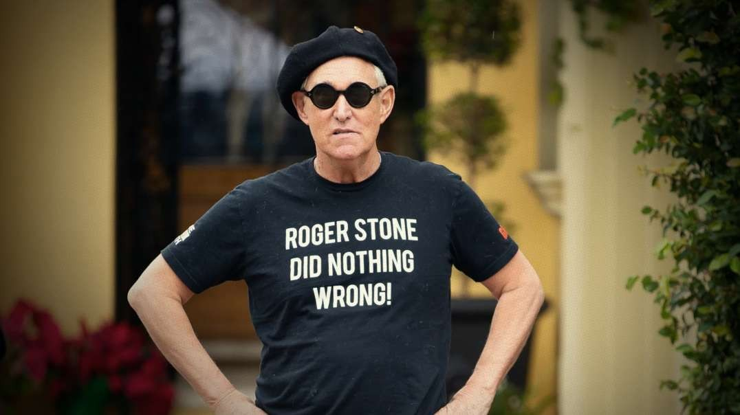 Roger Stone Given 30 Days Before He Has To Go To Jail