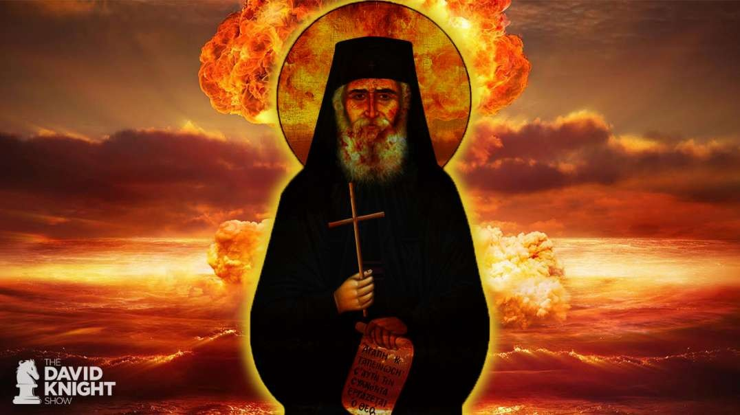 WW3 And The Sleeping King: The Prophecy Of St. Paisios