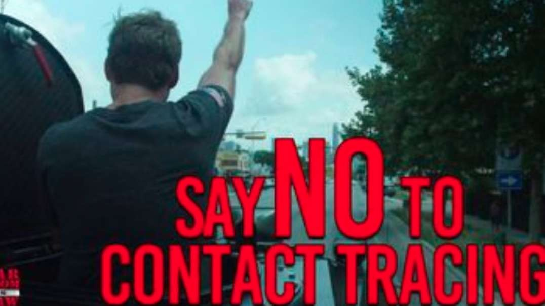 Iphones Latest Update Tells You It's Contact Tracing! Texas Says No!