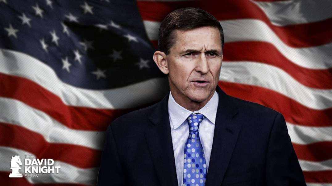 Flynn Persecution Ends After THREE Years; How's YOUR House Arrest Going?