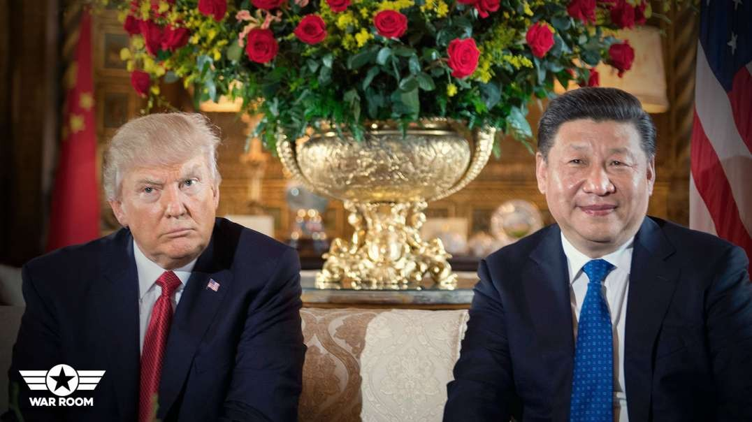 Must President Trump Declare War On China Or Lose Everything?