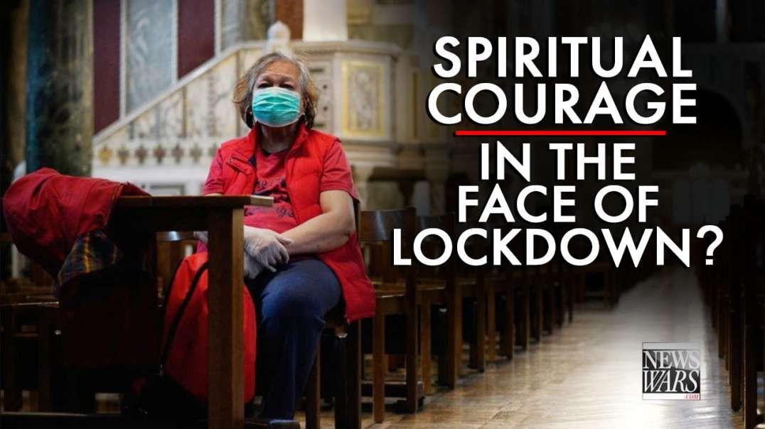 Spiritual Courage: Catholics Defy Lockdown, Retake St. Patrick's in New York