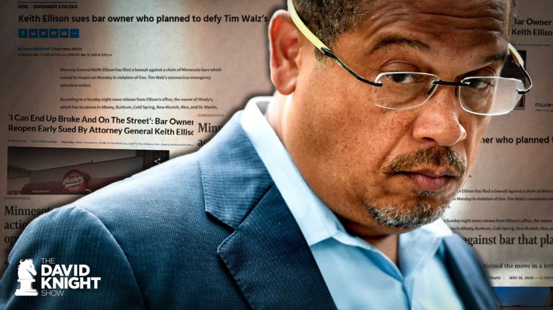 Tyrant of Week: Soros' Keith Ellison