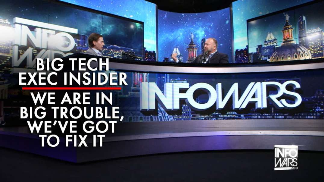 Big Tech Exec Insider: 'We are in Big Trouble, We've Got to Fix It'