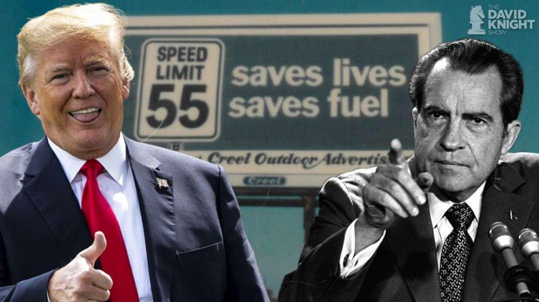Eric Peters: Nixon's 55MPH & Today's Gesunheitfuhrers