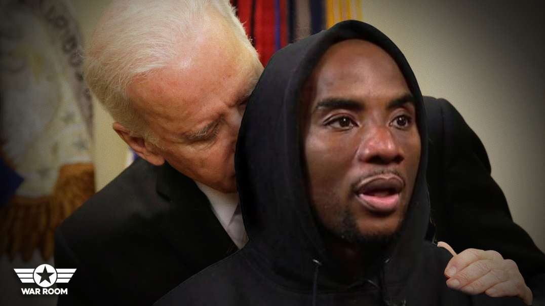 """Charlamagne Tha God"" Cucks For Joe Biden!"