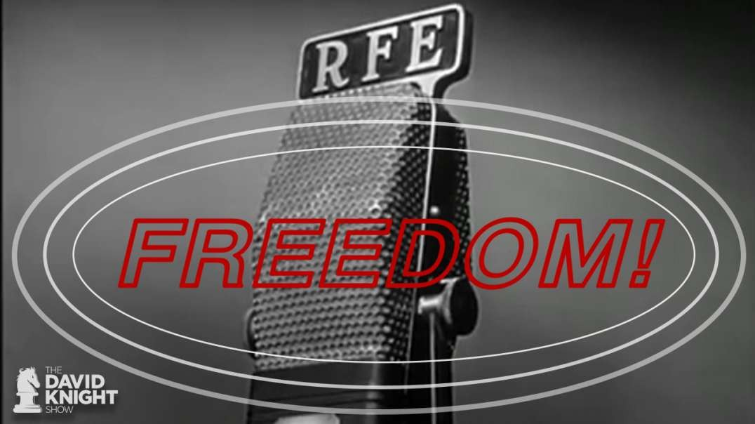 "When Radio Free America Touted ""FREEDOM"""