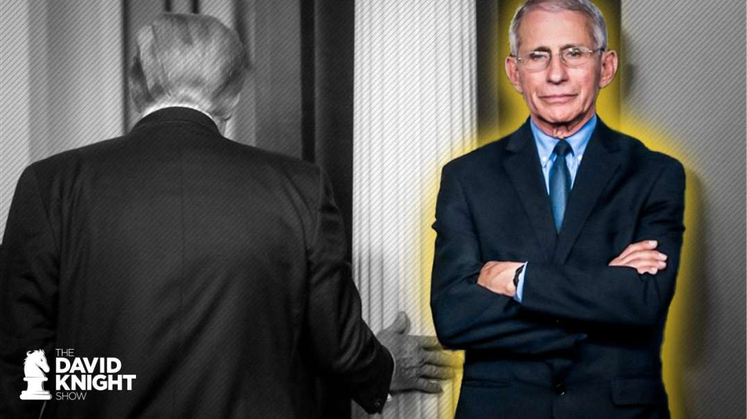 EXPOSED: Fauci's Garbage Computer Model to Sell Lockdown to Trump