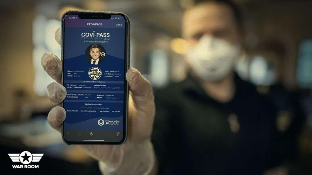 Covi-Pass: UK Adopts China Style Surveillance App
