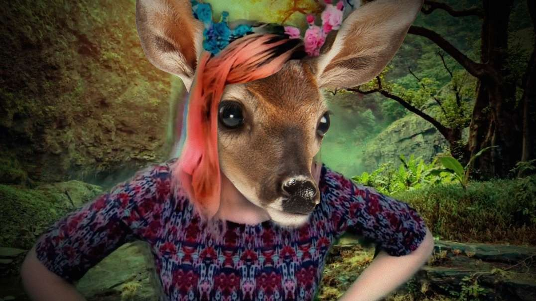 Power-hungry Transsexual Deer Enforces ADL Censorship On Twitch