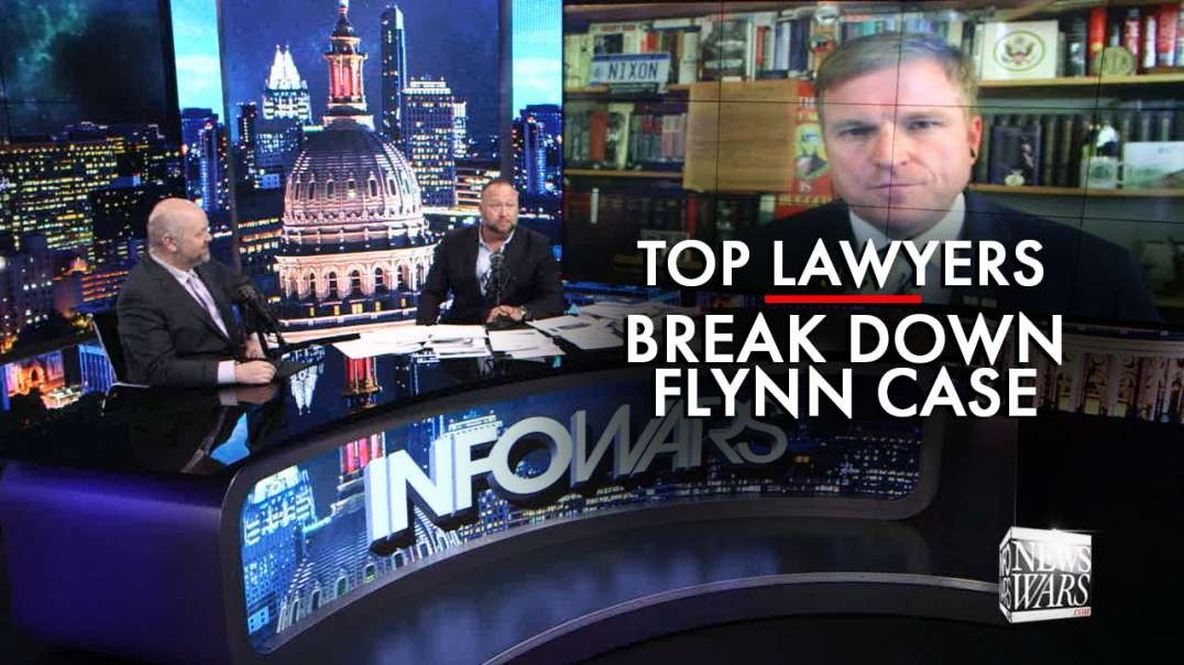 Top Lawyers Break Down the Abuse of Power in the Cases Against Flynn and Stone