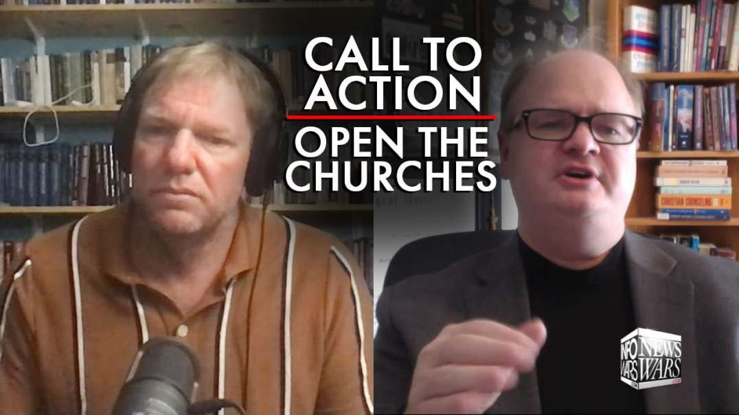 Call To Action: Open The Churches