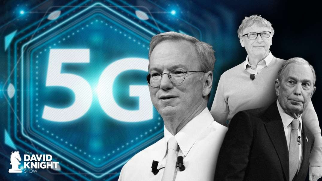 Gates, Bloomberg, Schmidt — 5G to Deliver Healthcare & Education