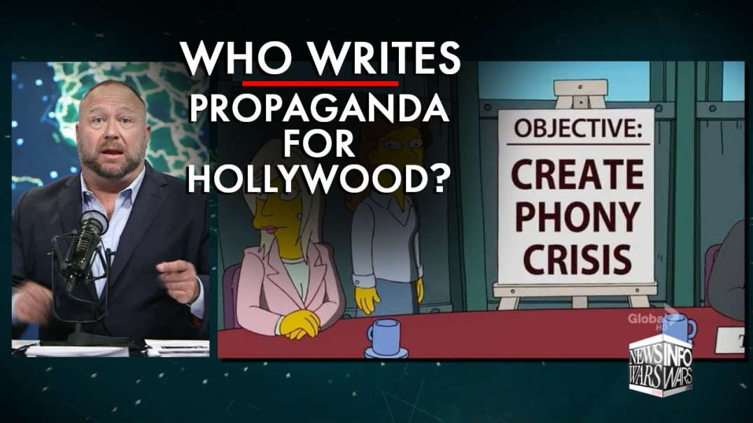 Find Out Who Writes the Propaganda for Hollywood