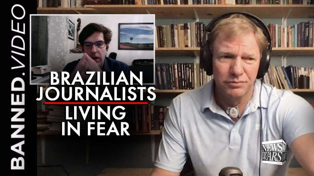 Brazilian Filmmaker Exposes Journalists Living in Fear
