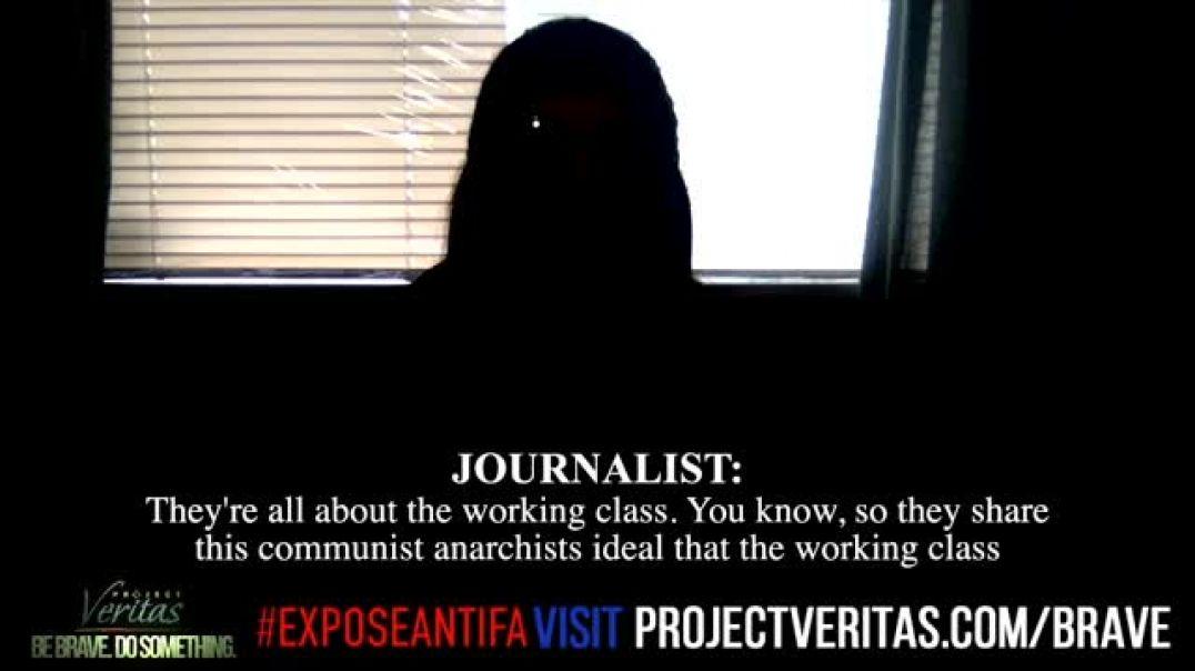 Project Veritas Catches ANTIFA Terrorist Training Exercise