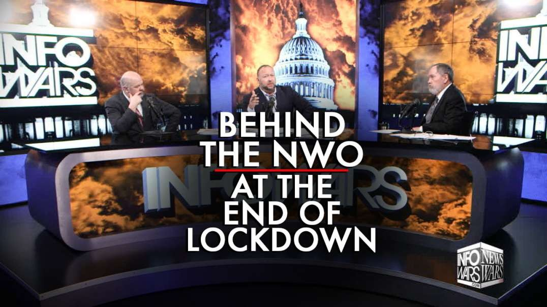 What Is Behind the New World Order at the End of the Lockdown?