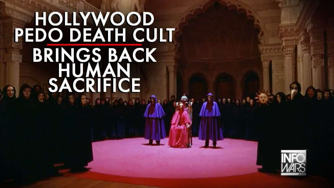 Jay Dyer: Hollywood Says Bring Back Human Sacrifice