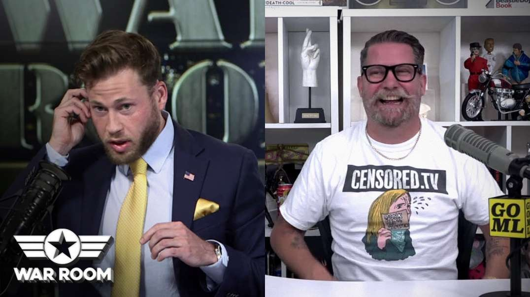 Gavin McInnes Explains Why He Was Banned From YouTube And What He Is Doing Next