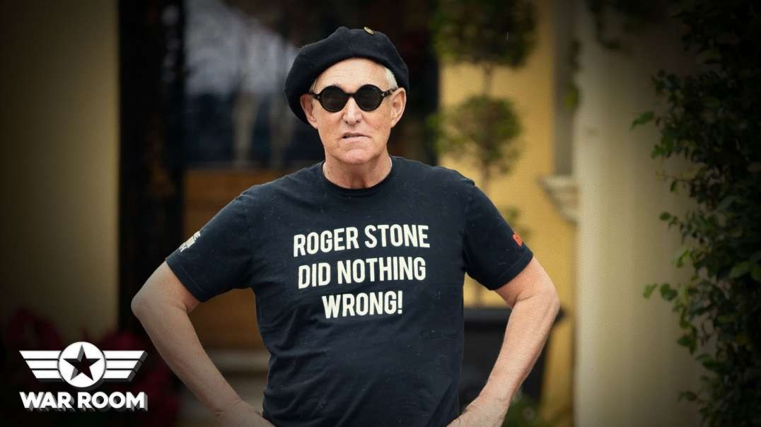 Justice for Roger Stone