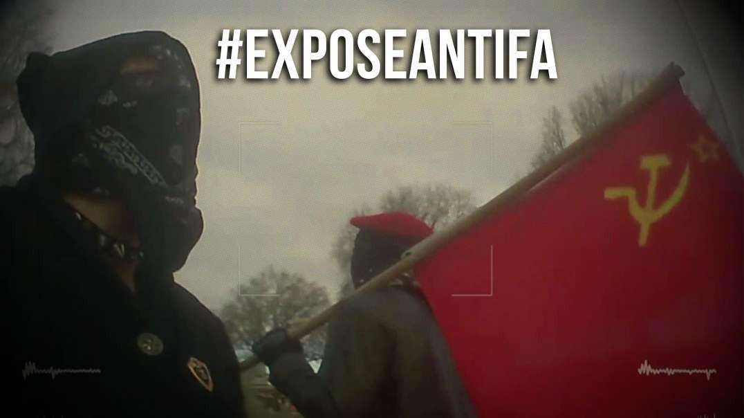 Project Veritas Exposes ANTIFA Terrorism