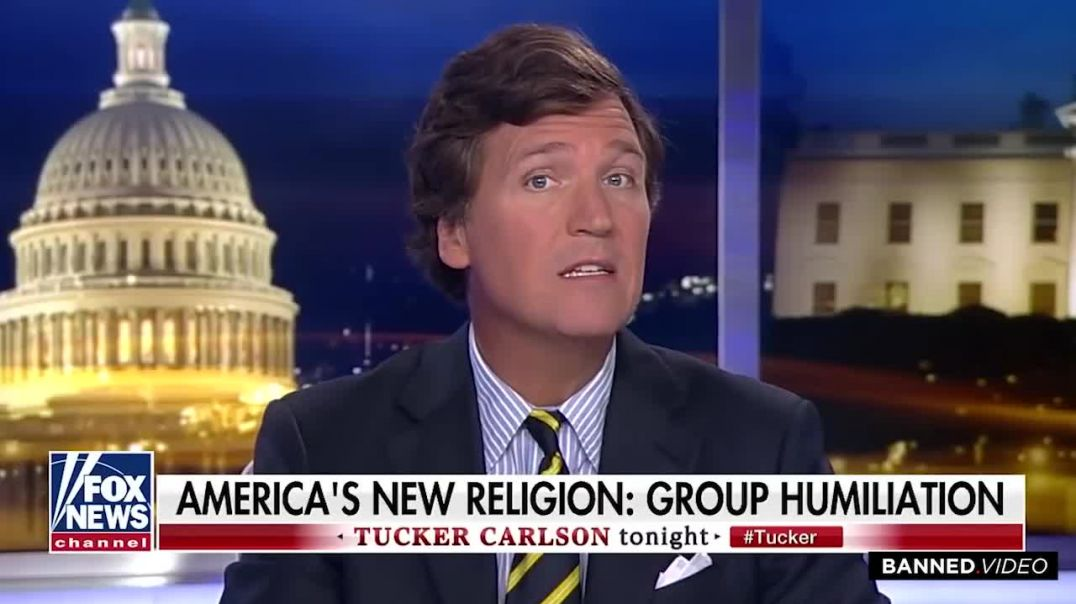 Tucker Carlson Is Right! The Cultural Revolution Has Come To America