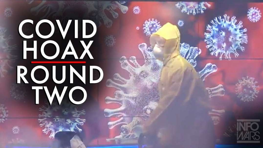 Get Ready! Dems And Media Prepare Covid Hoax Round 2