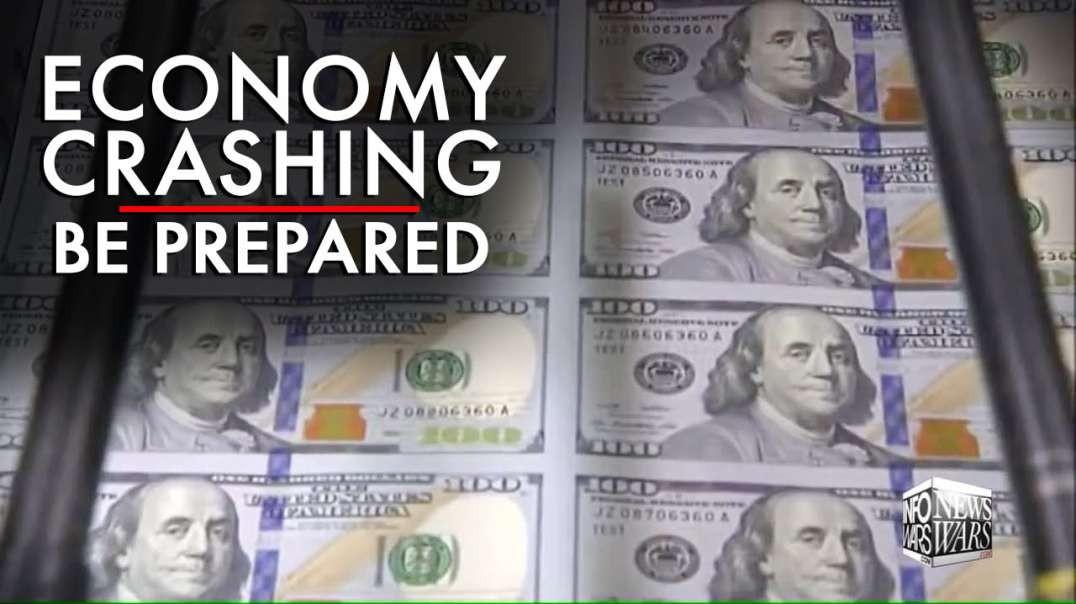 Economy Is Crashing Be Prepared