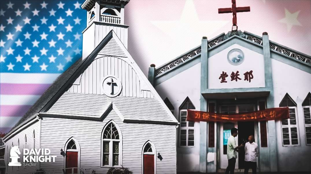 China & US Compete to Persecute Churches