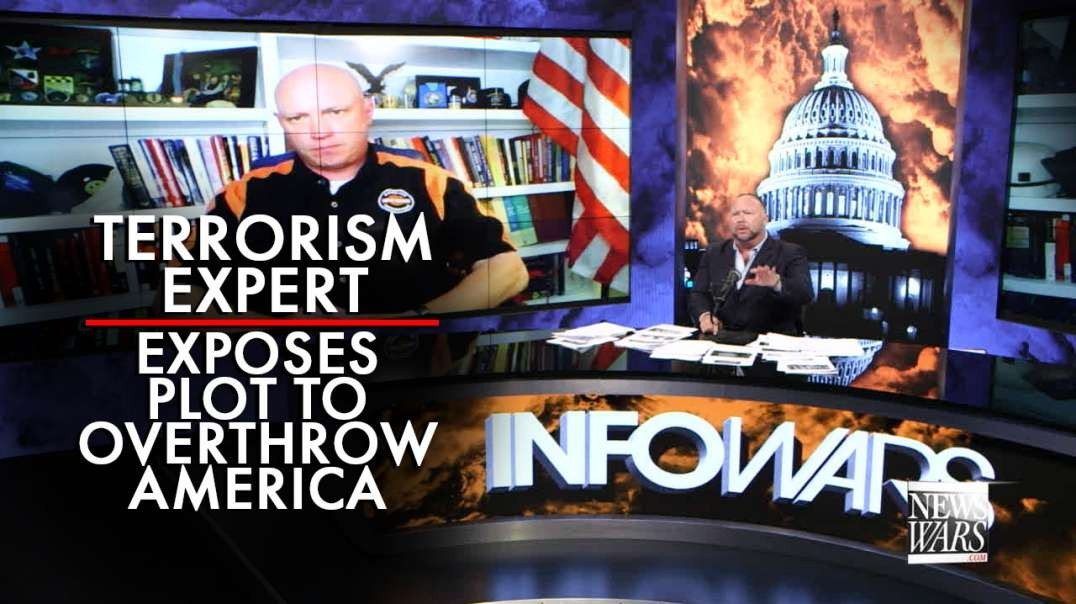 Pentagon Terrorism Expert Exposes Plot to Overthrow America