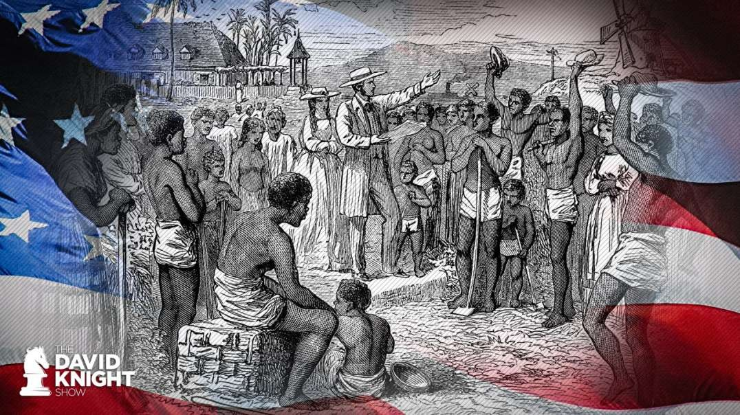 Reinventing Slavery for 21st Century: Technocracy, Fourth Turning, Lockdown & Race Riots