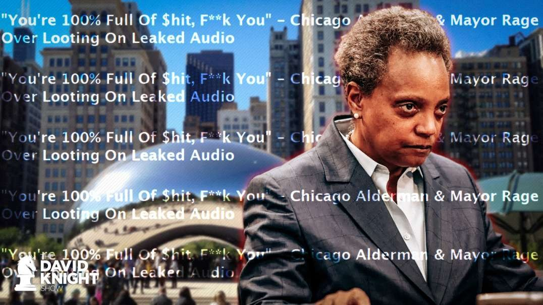 "Leaked Audio: Chicago Mayor Tells Alderman ""You're Full Of S**t!"""