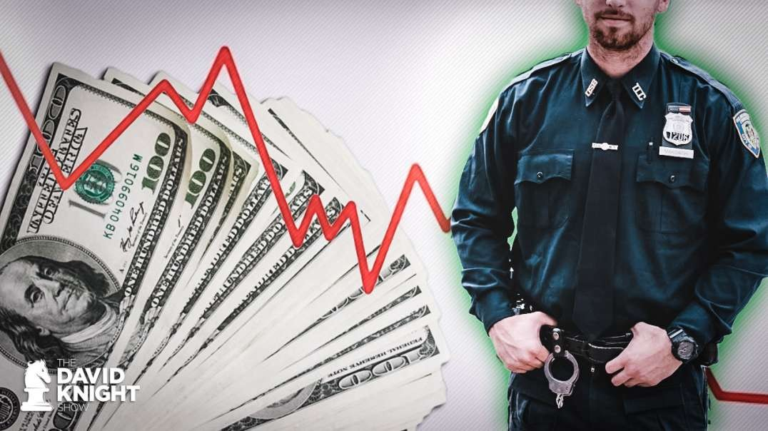 Like Education, Police Departments with MOST Money Get WORST Results