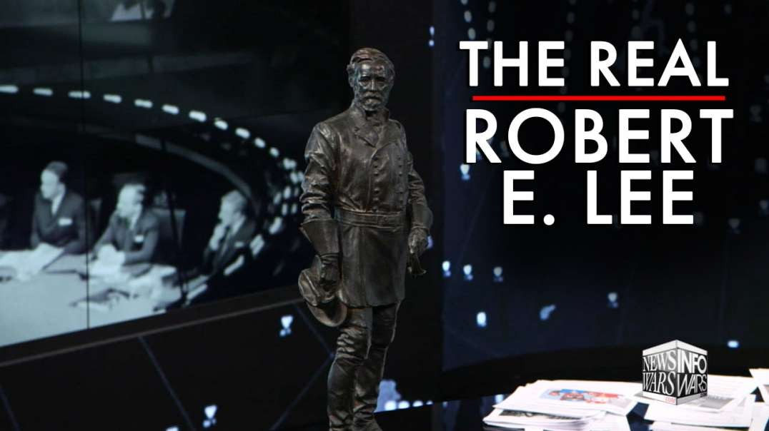 The Real Robert E. Lee